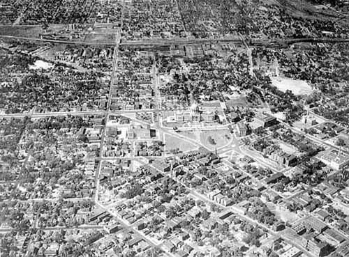 Capitol approach 1945